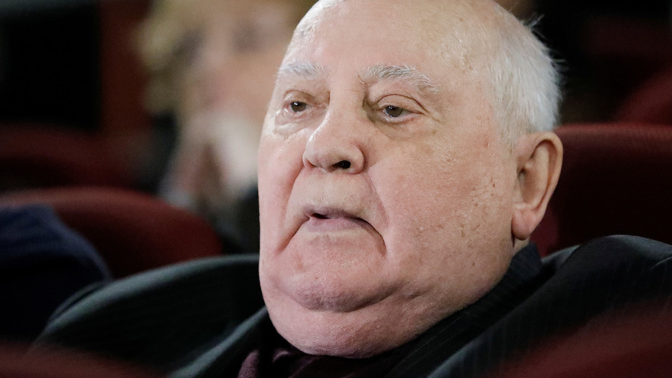 Gorbachev says he will watch new hit HBO 'Chernobyl' show