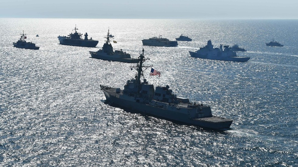 'Approaching competitive' US 2nd Fleet seeks to confront Russia in Arctic