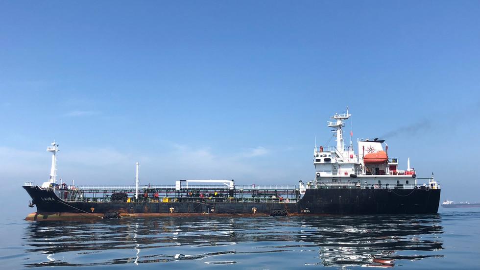 Hong Kong dismisses Washington warning on oil tanker violating US sanctions on Iran