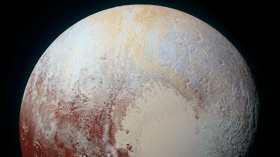 How To Check Antifreeze >> Pluto may boast massive life-supporting hidden ocean and ...