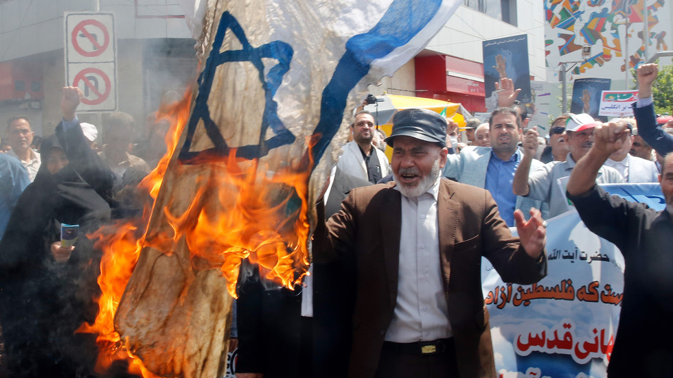 Hundreds of Quds Day marchers in Tehran condemn Trump's Mid East peace plan (PHOTOS & VIDEOS)