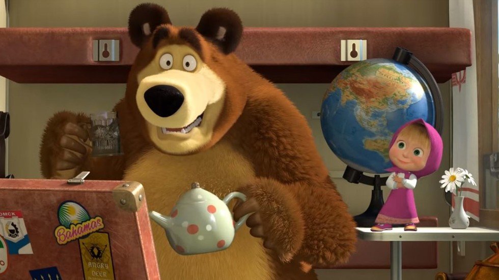 Plush power? Russian cartoon for kids is coming to meddle with YOUR national songbook