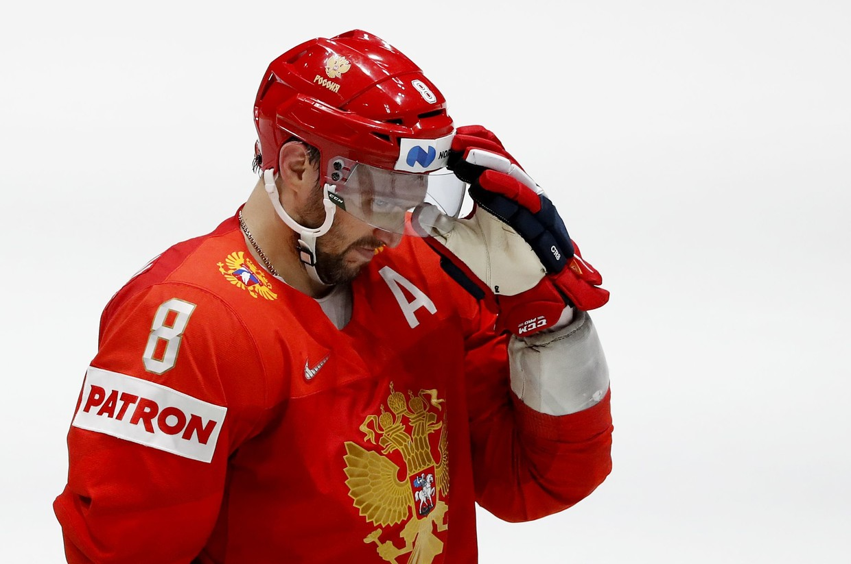 Russian Federation claim shootout win over Czechs to clinch World Championship bronze