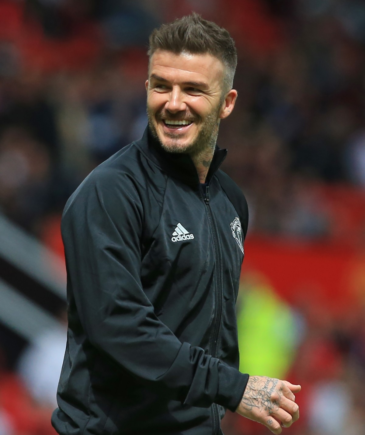 David Beckham wanted at Man United as fans prefer him to Sanchez