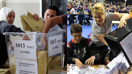 Different when we do it: Why re-voting is 'dictatorship' in Turkey & 'unity' in EU
