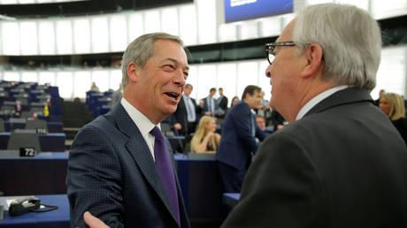 EU's Juncker regrets 'not intervening' in Brexit campaign