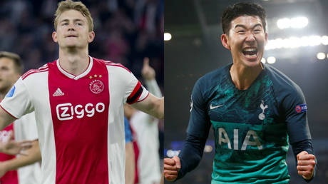 Ajax v Tottenham: Who will book Champions League final spot?