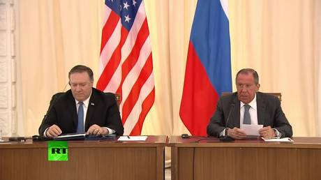 Lavrov: After Mueller report out, US & Russia can work to restore constructive dialogue