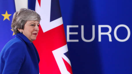 Final throw of the dice for May? UK MPs to vote on Brexit deal for fourth time