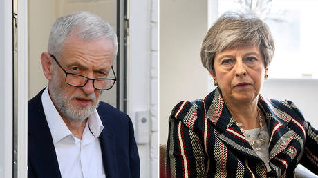 UK cross-party Brexit talks fail, Labour leader Corbyn says they've gone as far as they can'