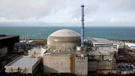 Nuclear reactor in Flammanville, France © Reuters / Benoit Tessier