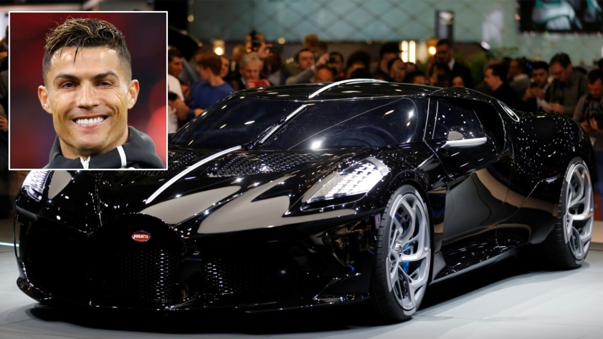 What Car Did Ronaldo Recently Buy That Was Very Expensive