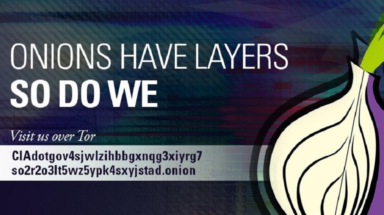CIA on dark web: US spy agency shares its Tor network