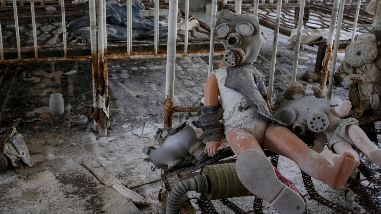 As Chernobyl nuclear disaster feeds TV drama, is Ukraine looking at a real-life re-run?
