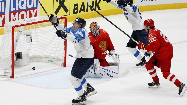 Finland Stun Star Studded Russia In Ice Hockey World Championship