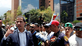 Guaido calls on supporters to continue Operation Freedom after failed coup attempt in Venezuela
