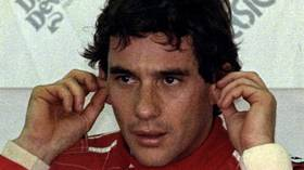 'You'll live for eternity': F1 pays tribute to Senna on 25th anniversary of Brazilian legend's death