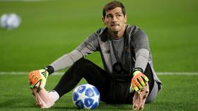 'One of the greats': Messages pour in for Porto goalkeeper Iker Casillas after shock heart attack
