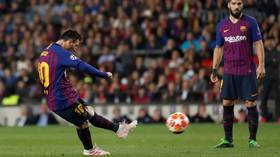 'Overrated': Messi mocked as ineffective Argentine struggles in UCL collapse at Anfield