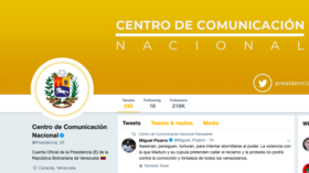 'Another arm of the war machine': Twitter users angered over blue tick for Guaido account