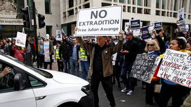 I won't surrender to extradition 'for doing journalism' – Assange