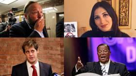Facebook and Instagram ban Infowars, Milo & Farrakhan as 'dangerous'