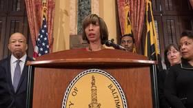 Baltimore mayor resigns amid corruption investigation