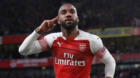 Arsenal 3-1 Valencia: Lacazette and Aubameyang hit the target as Gunners claim crucial advantage