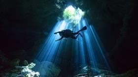 Animal & human bones over 12,000 years old found in underwater graveyard (PHOTOS)