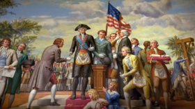 'Snowflakes' or empowered youth? RT debates student uproar over George Washington mural (VIDEO)