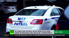 Watch out, Islamophobia? America's 'first Muslim patrol' hits streets of Brooklyn (VIDEO)