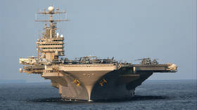 US deploys aircraft carrier & bombers to Middle East in 'message' to Iran – Bolton