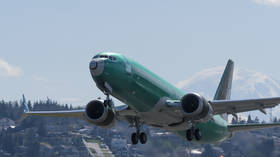 Missing safety alarm on crashed 737 MAX was 'not necessary,' FAA didn't need to know, Boeing claims