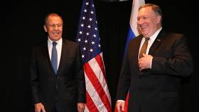Did Pompeo and Lavrov discuss 'Russian meddling'? Depends on who you ask