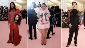 I like fashion, but the pretentious Met Gala grotesquery made me physically repulsed