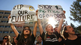 Till debt do us part: Tuition loan burden is literally killing US college grads