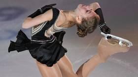 Russian figure skating prodigy Trusova nominated for top European award