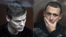 Russian football stars Kokorin & Mamaev sentenced to combined 3 years in prison colony over brawls