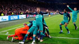 'Football isn't just philosophy, it's strategy': Mourinho goes in on Ajax after Spurs comeback