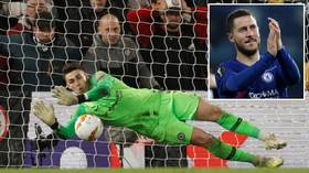 'All is forgiven': Kepa the shoot-out hero as Hazard fires Chelsea into Europa League final