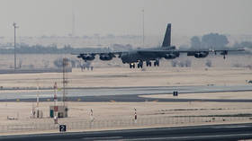 US deploys B-52 bombers to Qatar amid Iran threat hiatus
