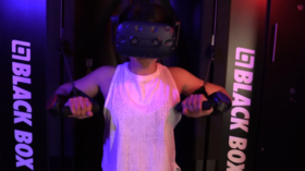 Get your head in the game: World's 1st VR gym opens in San Francisco (VIDEO)