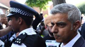 London mayor Sadiq Khan says he has 24-hour protection after receiving threats