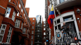 Ecuador will give US all documents & devices Assange left in London embassy – report