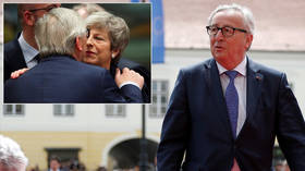 Juncker 'misses' Theresa May as EU leaders get together for Romania summit … skipped by UK
