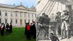 Cambridge Uni investigates its ties to slavery, prompting both praise & disapproval on social media