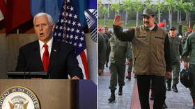 Pence lifts US sanctions from Venezuela's defector general, hopes to inspire more turncoats