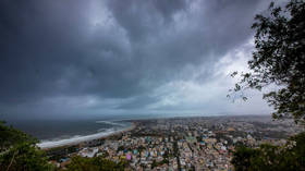 WATCH India's most powerful CYCLONE in two decades batter its coast