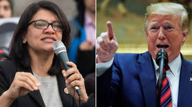 Trump slams Rashida Tlaib for 'tremendous hatred of Israel' after controversial Holocaust comment