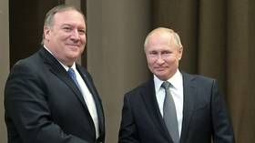 It's time to restore US-Russia ties, Putin tells Pompeo